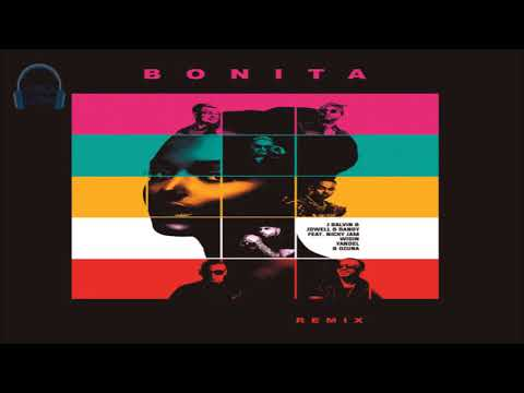 Bonita Remix - J Balvin, Jowell & Randy, Nicky Jam, Wisin, Yandel, Ozuna (HD)
