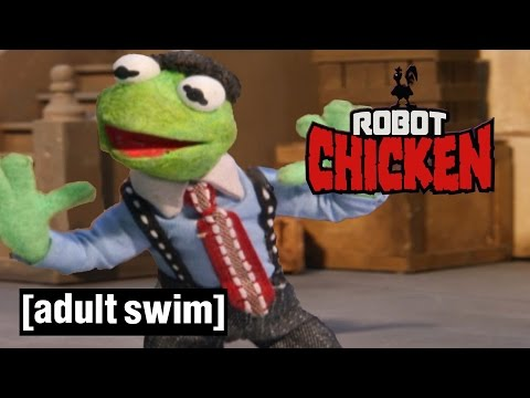 The Best of The Muppets | Robot Chicken | Adult Swim