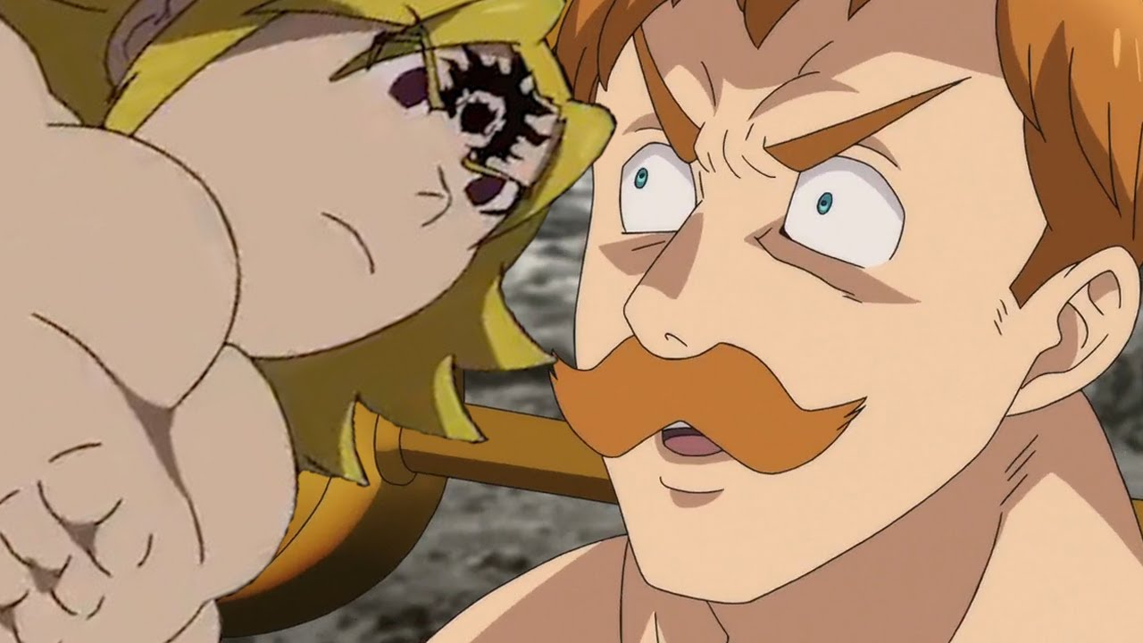 Worst Anime Of The Decade Seven Deadly Sins Season 3