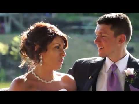 Clay & Nicole's Wedding Video- North Canton, Ohio