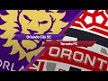 Video Gol Pertandingan Orlando City SC vs Toronto FC