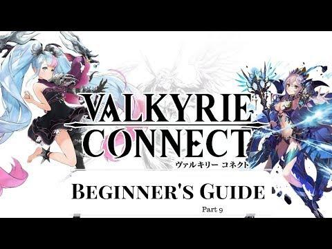 Valkyrie Connect - Beginner Guide (Crowd Control (CC) mechanics) Part 9