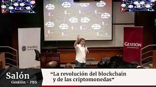 """Salón Gestión-PBS: """"la revolución del blockchain y las criptomonedas"""" - Federico Ast"""