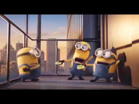 Minions Funny Song