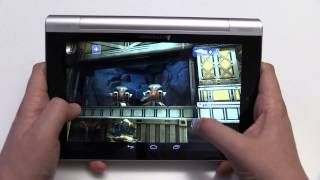 Lenovo Yoga Tablet 8 full review