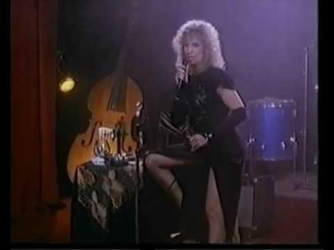"""Barbra Streisand - """"Left In The Dark"""" (Official Music Video - 1984)"""