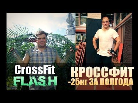Кроссфит Тренировка -