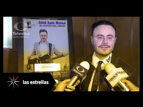 José Luis Roma Recibió Reconocimiento | Las Estrellas
