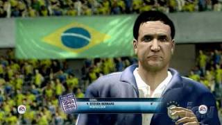 FIFA 06: Road to FIFA World Cup Xbox 360 Gameplay - Nice