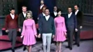 1 The Serendipity Singers guest on Vic Damone show