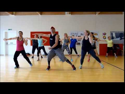 Come with me tonight - Ricky Martin - Zumba Warm Up