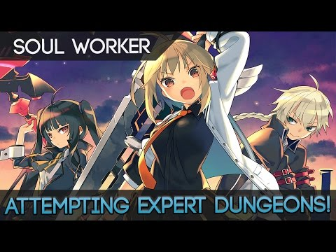Soul Worker Online - THE HARDEST DIFFICULTY IN AN MMORPG, EVER!