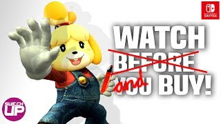 Smash Bros Ultimate: Watch BEFORE You Buy (Nintendo Switch – Duh!)