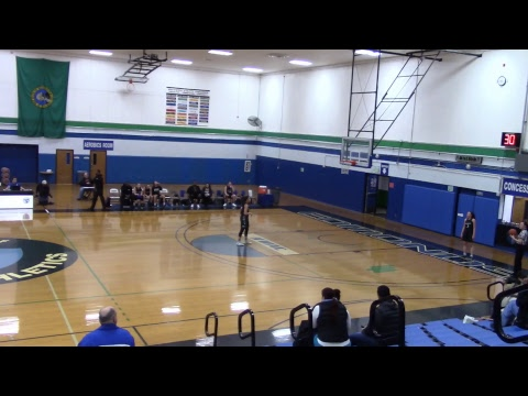 Edmonds Community College vs. Green River College - 1.3.18