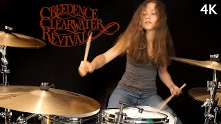 Fortunate Son (CCR) | drum cover by Sina