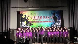 Sejahtera Malaysia - Choir of SMKBUD4