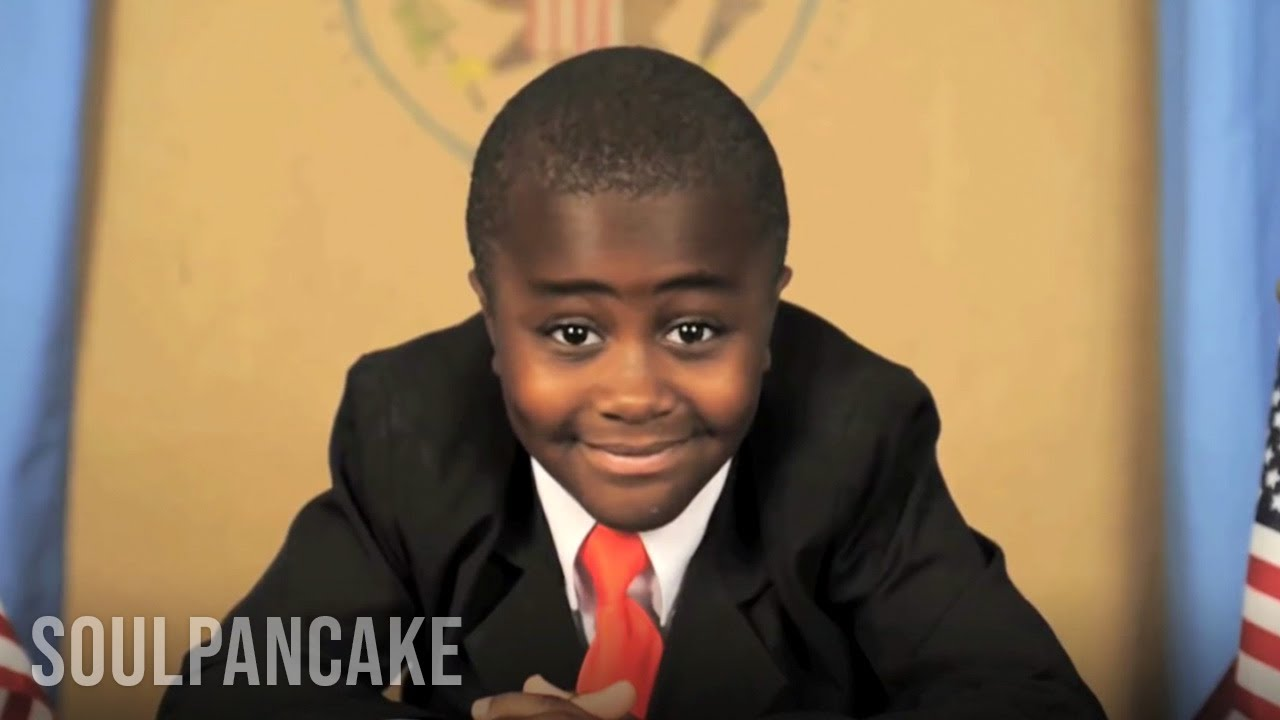 The First Kid President Episode Ever Youtube