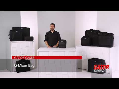 Gator Cases G-Mixer Bags Overview | Full Compass
