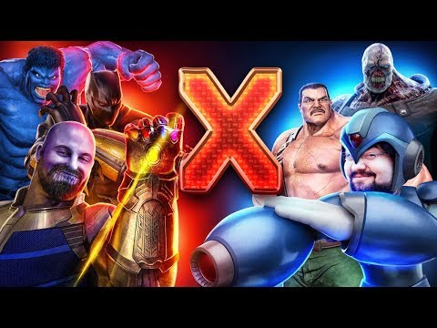 Marvel vs. Capcom: Infinite - A joia dos noobs | NerdPlayer