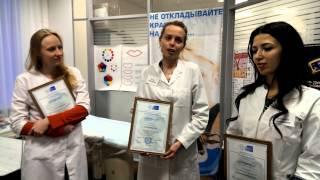 Ученики Базового курса перманентного макияжа. Санкт-Петербург(, 2015-01-30T15:29:02.000Z)
