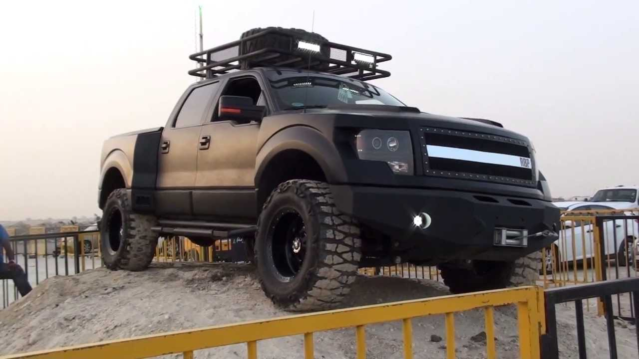فورد F-150FX4 معدل Ford F-150 FX4 From RBP (F-150 Song) الجزء2 ...