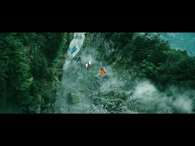 포인트 브레이크 - 1차 공식 예고편 (한글자막)