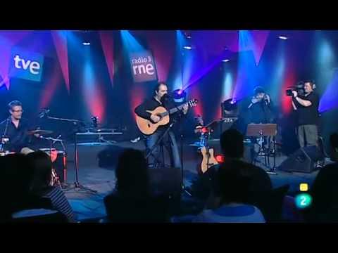 Patxi Andión - Los Conciertos Radio 3 (02 Marzo 2011)