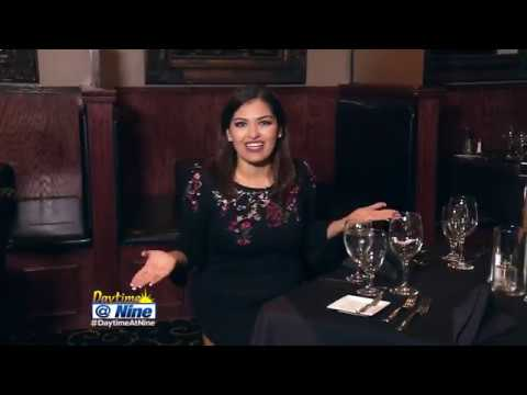 DAYTIME AT NINE: Little Black Dress Party w/ TV Host Danielle Banda
