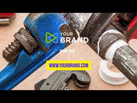 Video Ad Template For Plumbers
