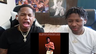 TWIN BROTHER FIRST TIME HEARING Al Green - Love and Happiness REACTION