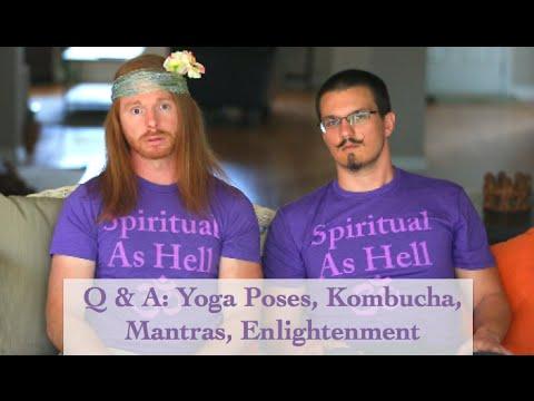 91dbe482 Ask Ultra Spiritual JP - Yoga Poses, Enlightenment, Kombucha - Ultra  Spiritual Life Episode 20