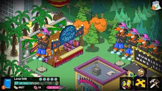 Ninjamusic34 The Simpsons Tapped out Krustyland