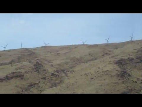 Wind Turbines on Maui