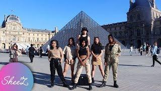 [KPOP IN PUBLIC PARIS] (G)I-DLE((여자)아이들) _ Uh-Oh Dance Cover