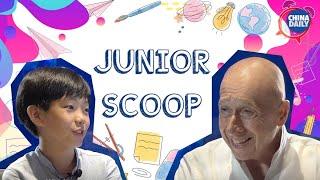 Junior Scoop: A-list Talk