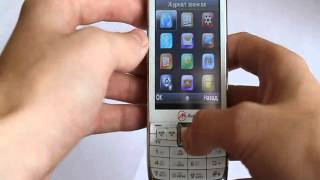 Видео обзор Nokia e71++ White Morgan.wmv