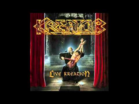 Kreator - Live Kreation - All of the Same Blood