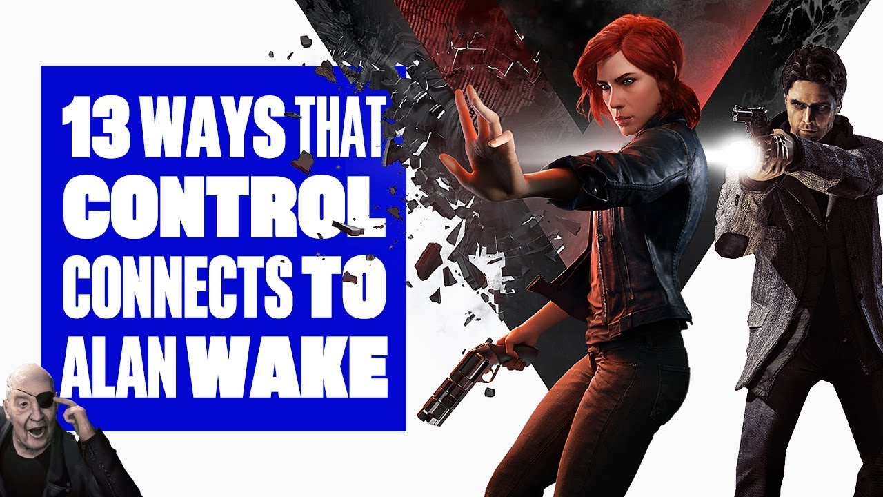 Control walkthrough - Guide and tips ...