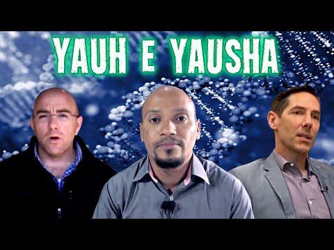 CIENTISTAS E RABINOS CONFIRMAM. YAUH e YAUSHA.