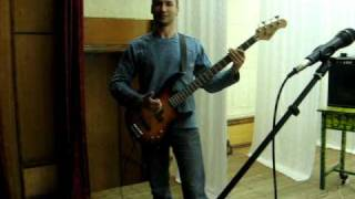 Carlos колбасится под Intro - рок-группа Пирамида г. Бендеры