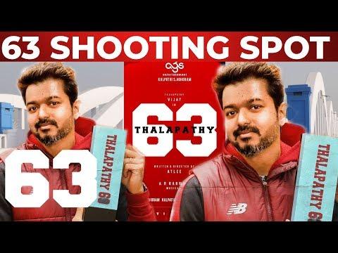 Bigil Updates Thalapathy 63 -Yarloosai com