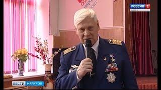 О его подвиге сняли фильм «Кандагар» - Владимир Шарпатов вновь на родной земле - Вести Марий Эл