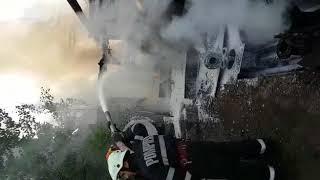 www.observatorulph.ro - incendiu la fosta rafinarie Astra din Ploiesti