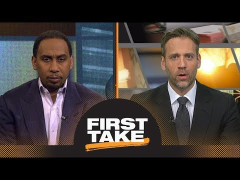 Stephen A. and Max don't think Cavaliers will make NBA Finals | First Take | ESPN