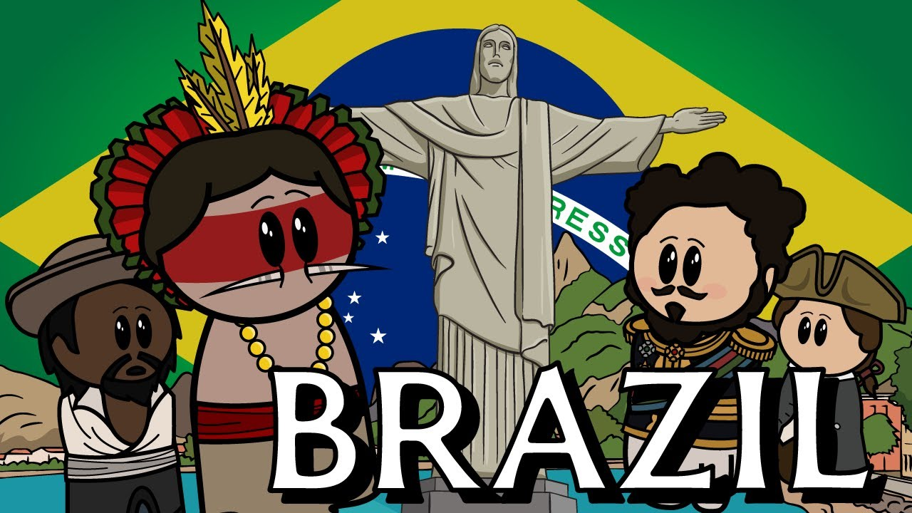 Download The Animated History of Brazil