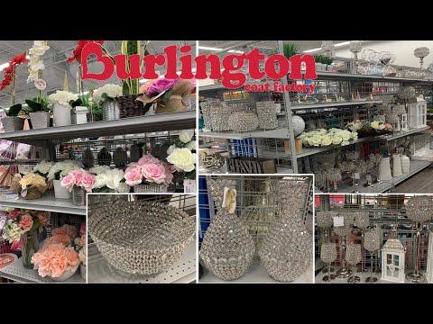 Burlington Glam Home Decor | Shop With Me May 2019