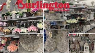 Burlington Glam Home Decor | Shop With Me May 2019
