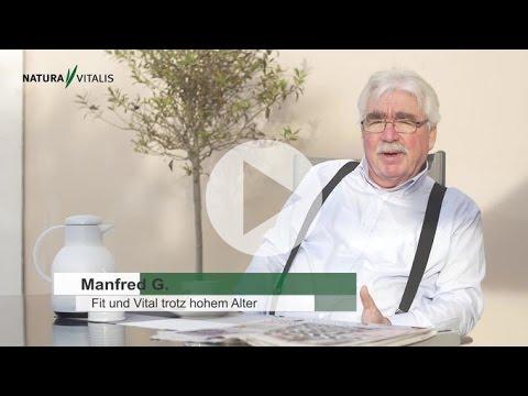 Manfred G.: Fit und Vital durch Spirulina von Natura VItalis