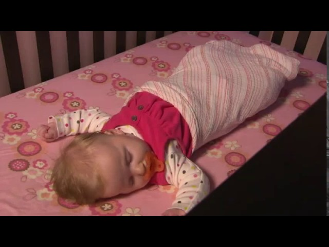 Working 4 You: Sleep changes to reduce risk of SIDS