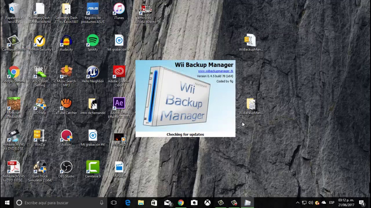 Wbfs Manager 2018